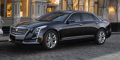 2017 Cadillac CT6 Sedan Prices New Cadillac CT6 Sedan 4dr Sedan