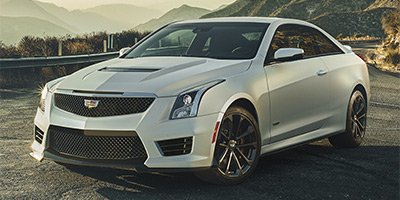 2018 Cadillac ATS V Coupe Prices New Cadillac ATS V Coupe 2dr