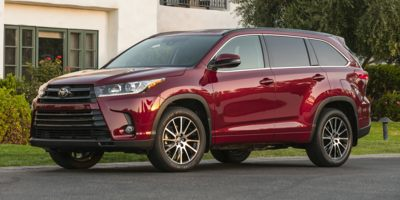 Toyota Highlander Prices New Toyota Highlander LE I FWD - 2018 toyota highlander invoice price