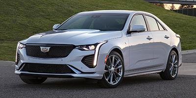 2021 Cadillac CT4 Prices - New Cadillac CT4 4dr Sedan ...