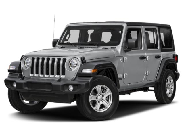 Jeep Wrangler Unlimited on