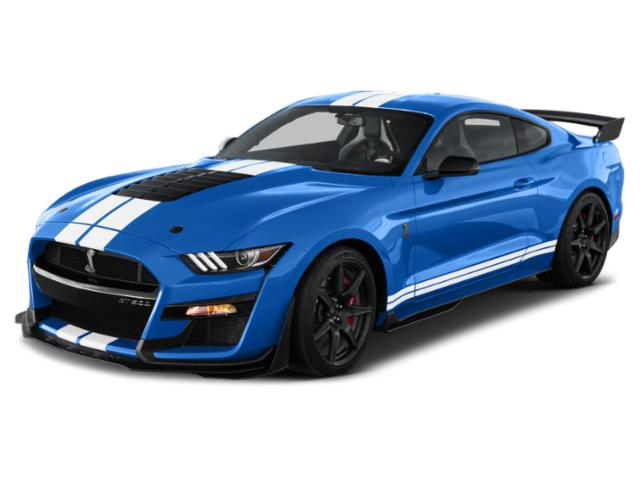 2020 Ford Mustang Shelby Gt500 4 Door