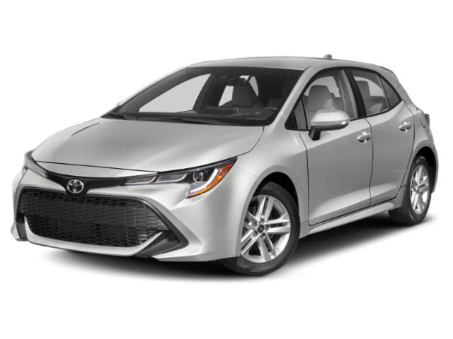 Toyota COROLLA Hatchback 2019-on door body side molding trim-070 painted
